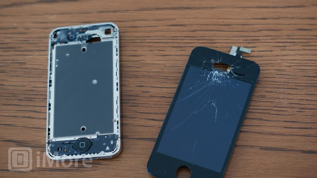 How to fix a cracked or broken screen on the Verizon iPhone