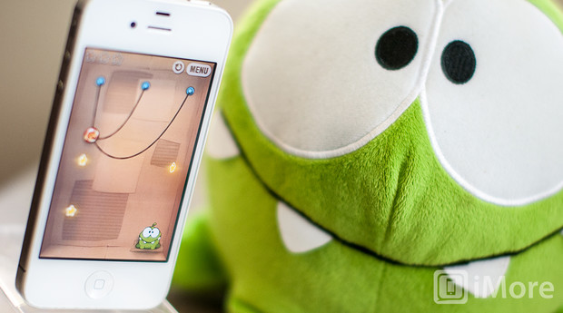 Free Cut the Rope game for iPhone