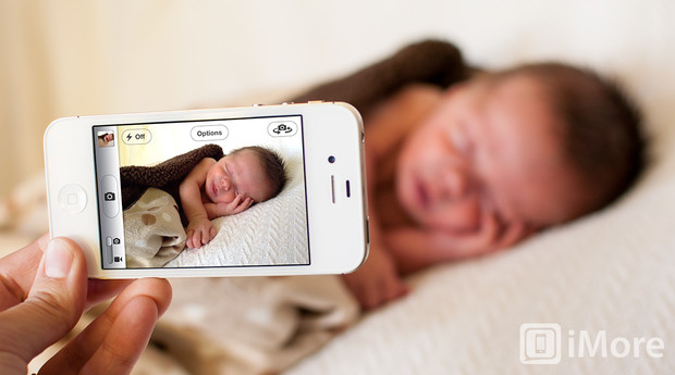 How to take dreamy photos of your newborn with your iPhone
