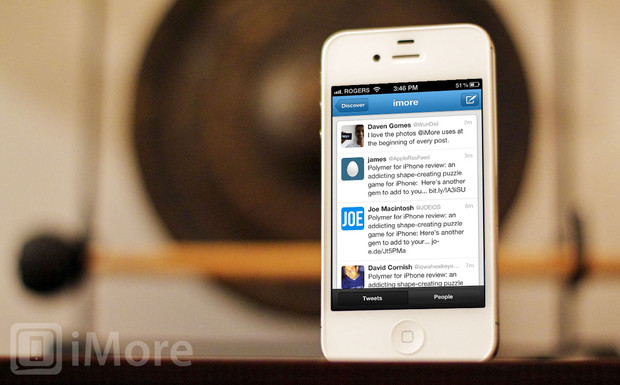 Discover more, search more, and get notified more with updated Twitter for iPhone
