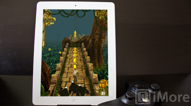 Free Temple Run game for iPad