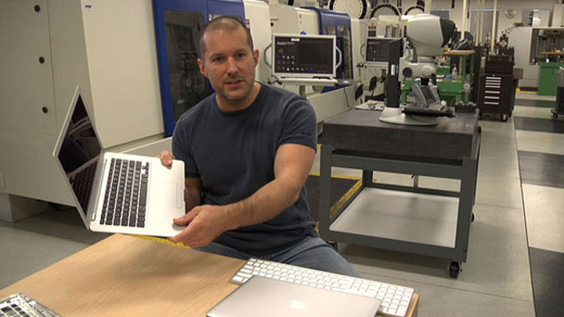 Jonathan Ive says Apple's designs are inevitable, and his best and most important is yet to come