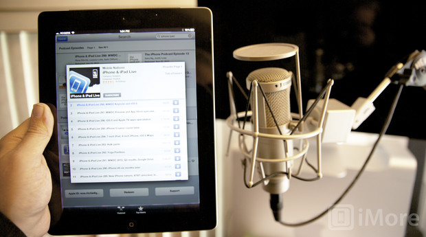 Podcasts for iphone and iPad app review