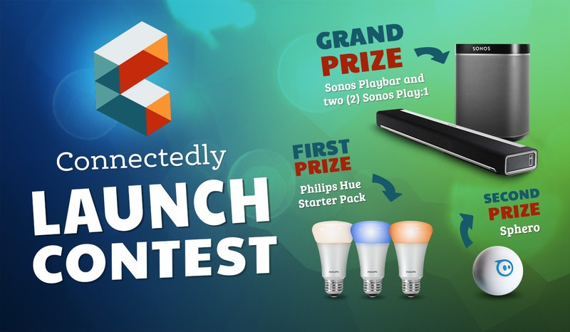 Connectedly Contest!