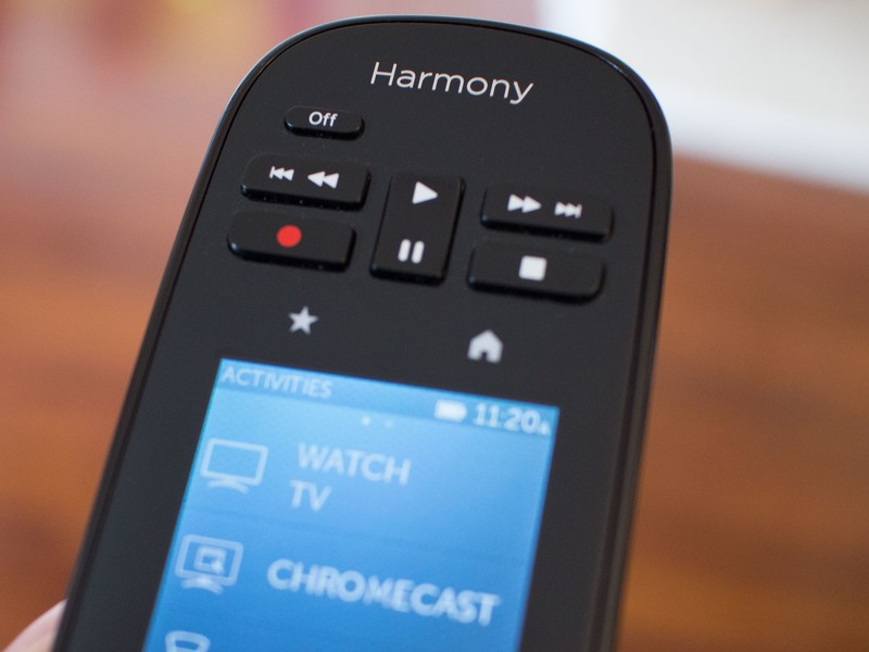 Take control of your connected devices with the Harmony Ultimate Home