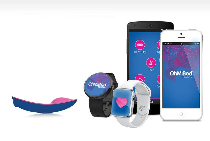 OhMiBod for smartwatches