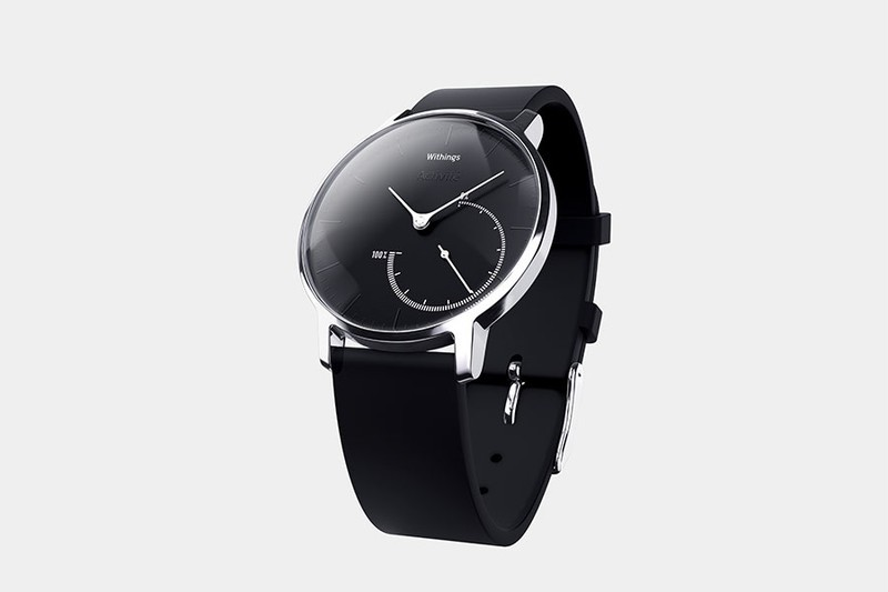 Withings announces the Activite Steel for 69