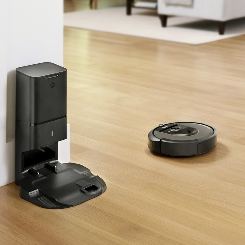 The New Irobot Roomba I7 Empties Its Own Dust Bin Imore