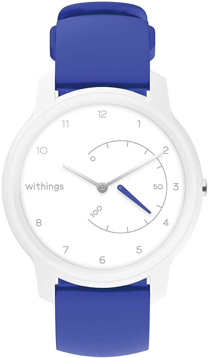With fitness watches, does the Withings Move or Amazfit Pace win out?