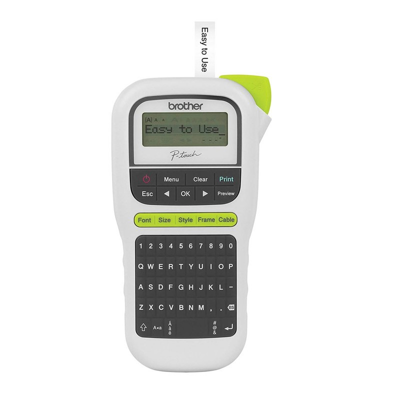 Save 50% on this Brother P-touch label maker and organize your life