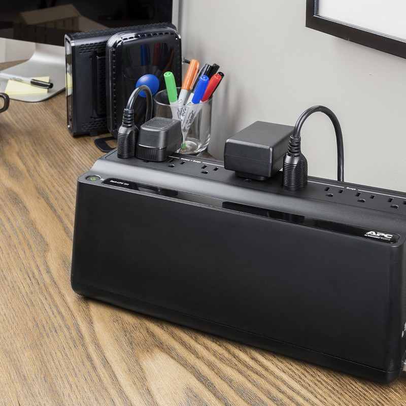 Keep your data protected with the APC battery backup on sale for $70