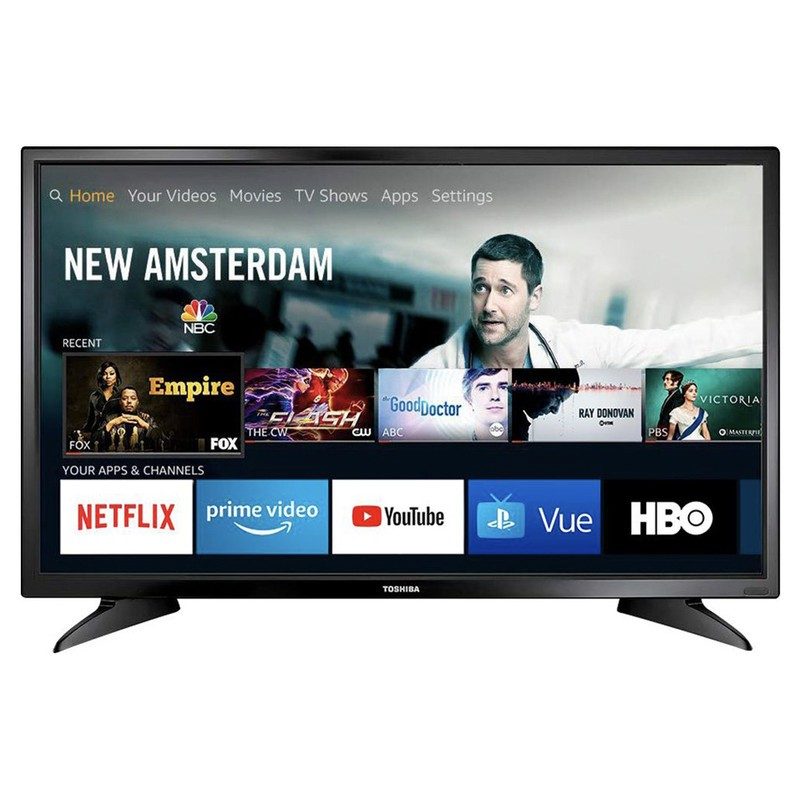 Save $50 and stream all the shows with Toshiba's 32-inch 720p Fire TV