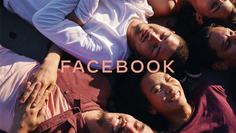 Facebook's new corporate logo