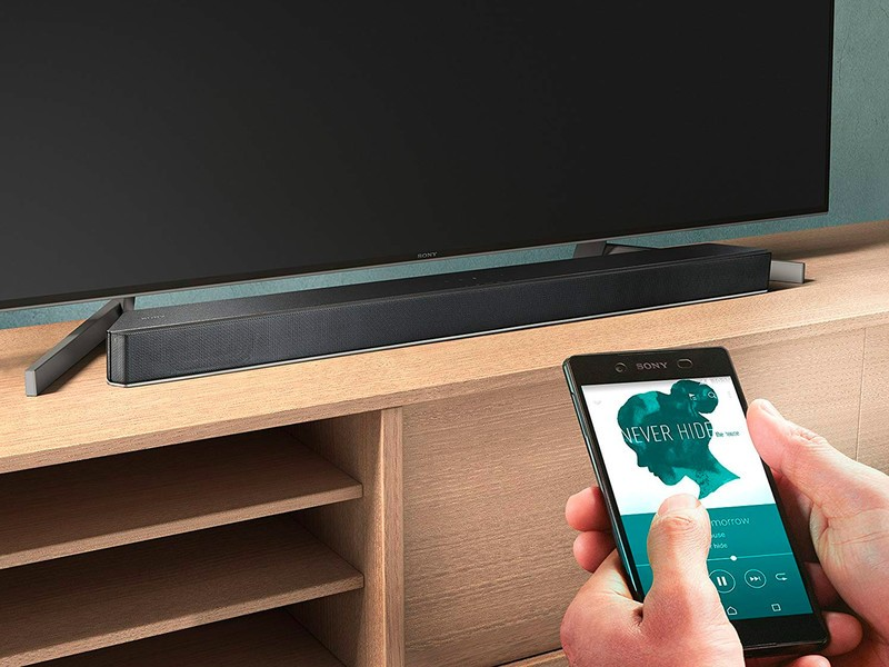 Save over $200 on Sony's Dolby Atmos Soundbar with Wireless Subwoofer