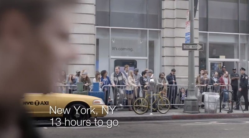 New Samsung ad takes another shot at iPhone lines as well as new iPhone 5 features