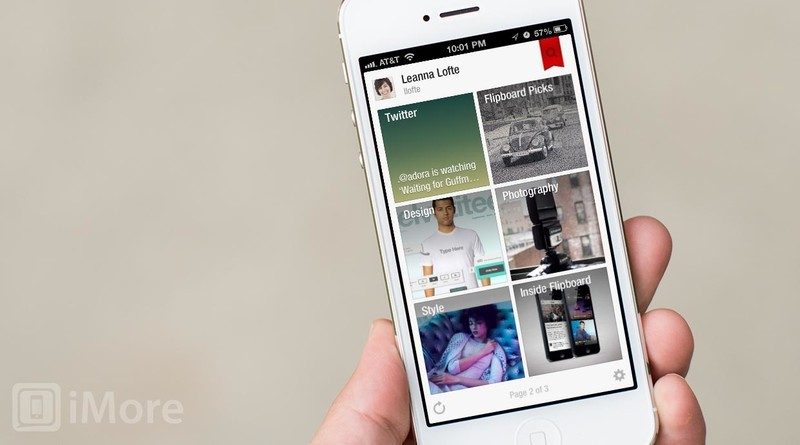 Flipboard 2.0 lets create your own magazines