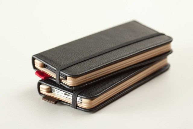 Pad & Quill prepares taller Little Black Book for iPhone 5