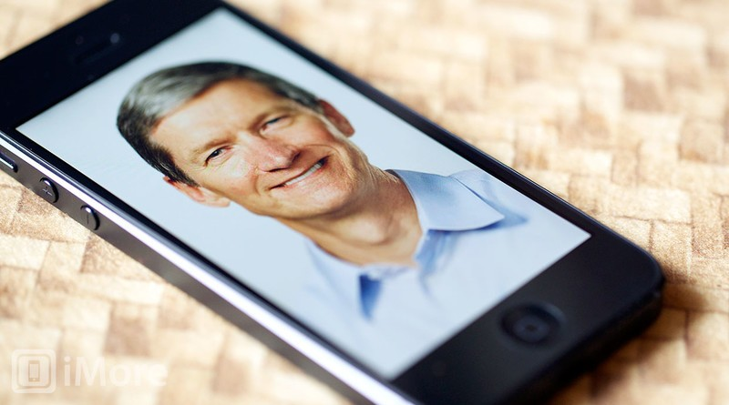 Tim Cook finishes as runner-up in Time Magazine's Person of the Year 2012
