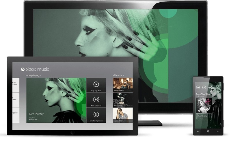 Microsoft announces Xbox Music iTunes competitor, coming to PC, Xbox 360, Windows Phone, Android and iOS devices