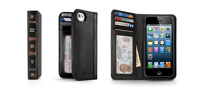 Twelve South to start shipping iPhone 5 BookBook case this Monday