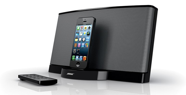 Bose launches a new SoundDock system for devices with Lightning connectors