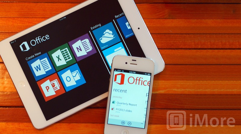 Steve Ballmer says that Microsoft Office will make its way to the iPad