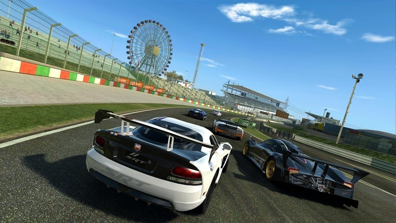 Real Racing 3 gets hot new Chevrolet cars, vicious new Hunter mode!