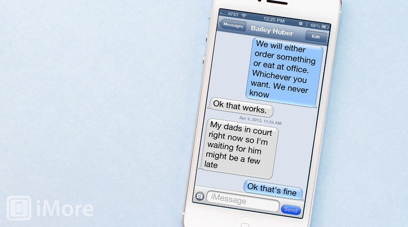How to enlarge system text on iPhone and iPad