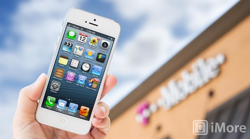 T-Mobile US to offer iPhone 5 for no money down for limited time starting tomorrow