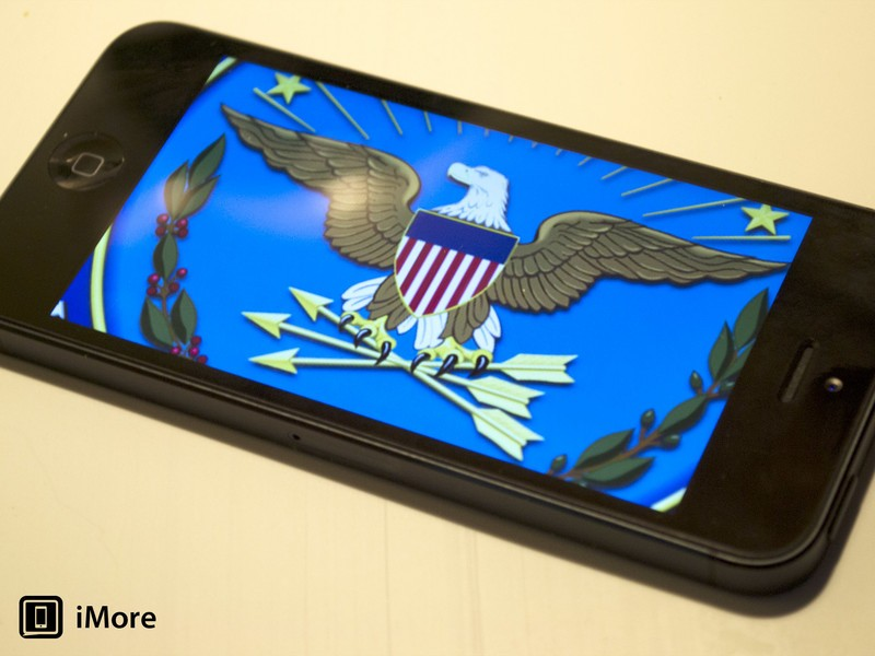 iOS 6 reports for U.S. defense duty with new approval