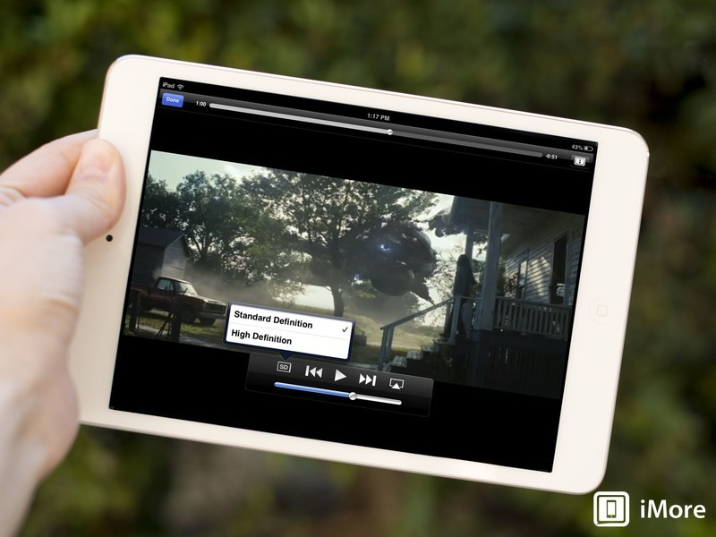 iTunes Movie Trailers app updated with video quality selection and Fandango ticket purchasing