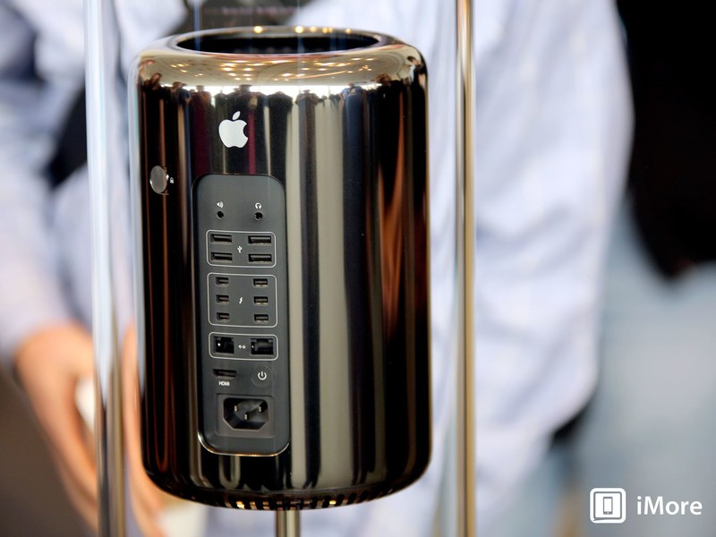 Never mind Retina Displays: Get ready for 4K on the new Mac Pro