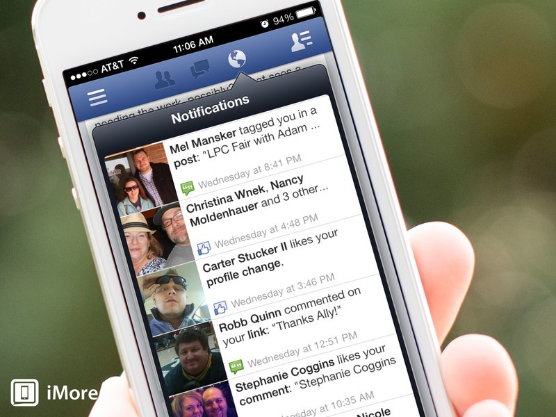 How to control what photos, statuses, and check-ins your friends tag you in with Facebook for iPhone and iPad