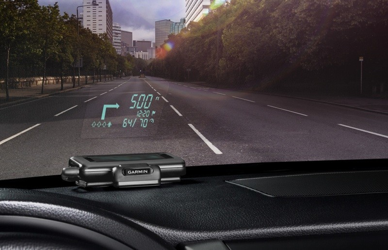 Garmin offers Heads Up Display for Navigon-equipped iPhone
