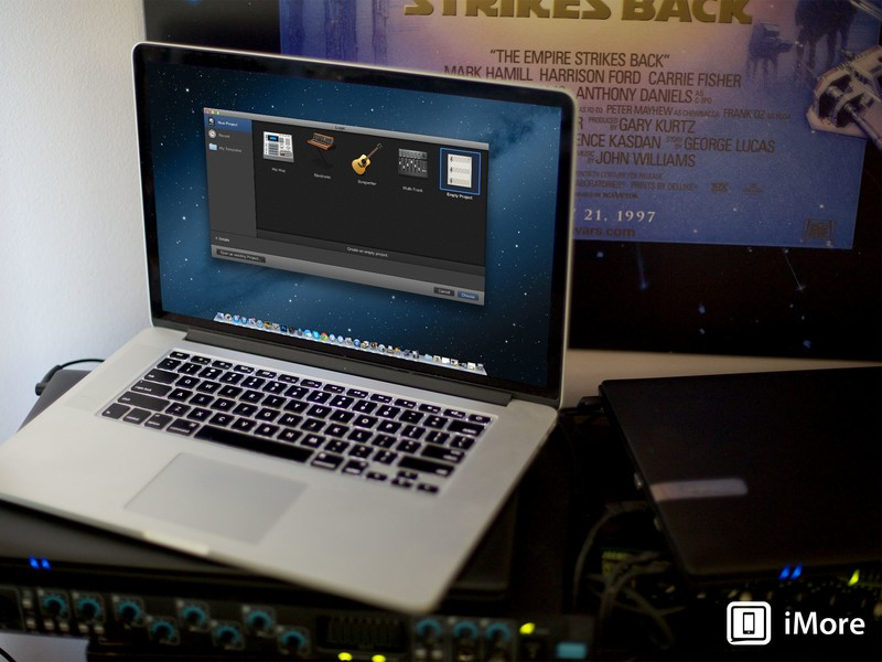 Apple announces Logic Pro X, next generation audio editing for Mac