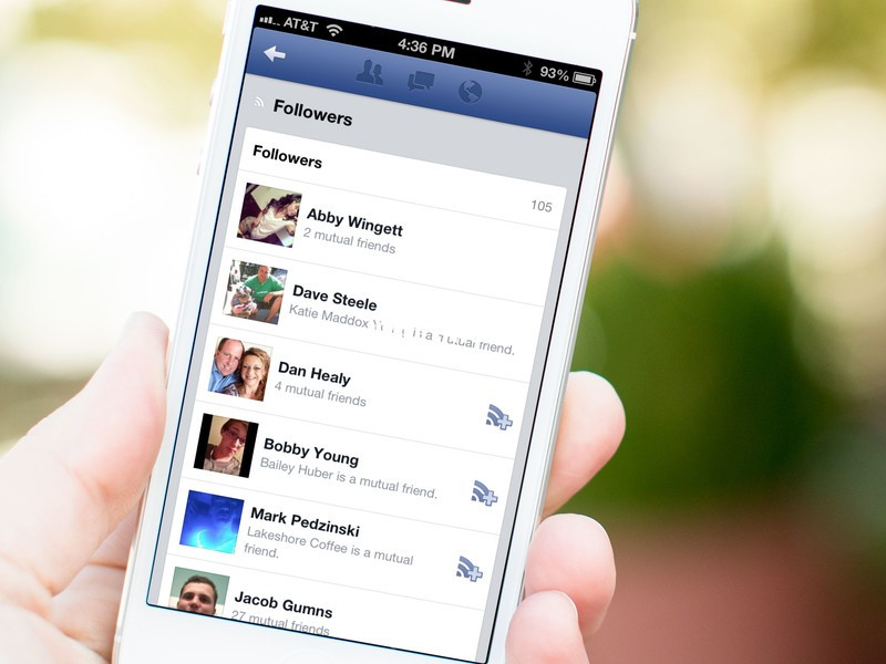 How to manage and control your Facebook subscribers with Facebook for iOS