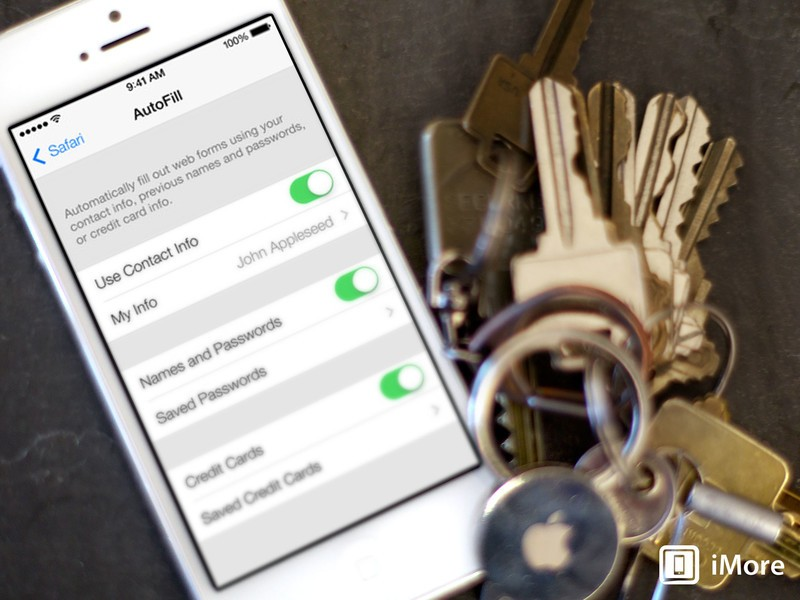 iOS 7 preview: iCloud Keychain aims to make security more convenient