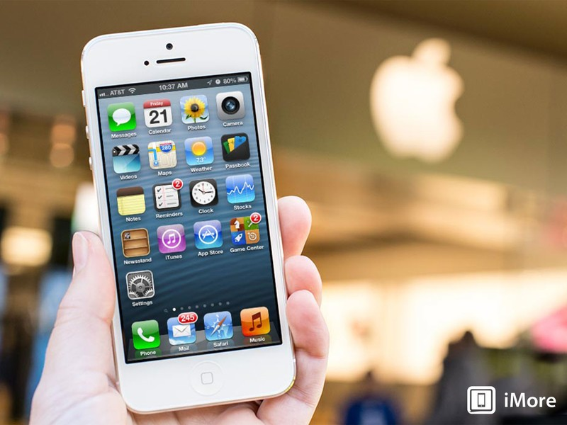 iPhone 5 touchscreen latency measured, found to be 2.5 times faster than closest Android device