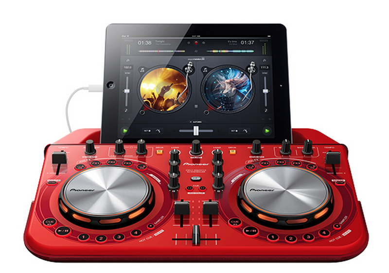 New Pioneer Dj Controller Hooks Into Your Iphone Ipad And Ipod Touch For Some Mobile Mixing Imore