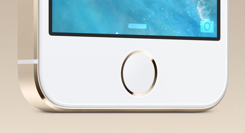 Apple announces Touch ID fingerprint sensor for iPhone 5s
