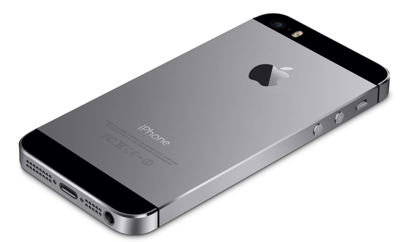 Complete iPhone 5s specifications