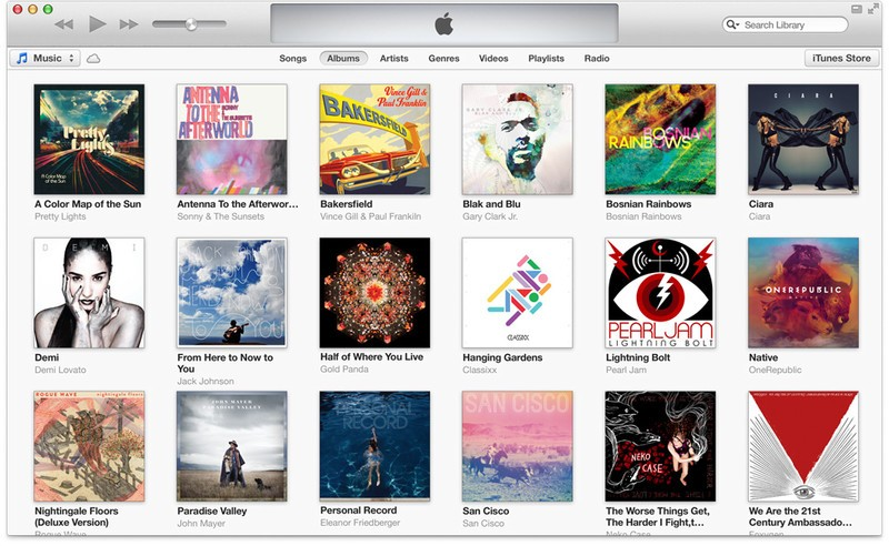 iTunes 11.1 is out; adds iOS 7, iTunes Radio, Genius Shuffle support and more