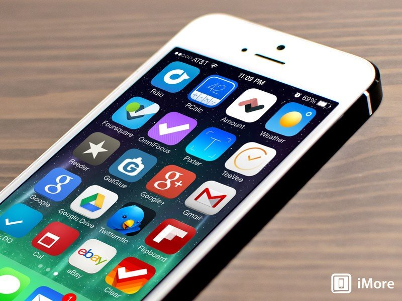 Best iOS 7 ready apps for iPhone: Reeder, TeeVee 2, Rdio, and more!