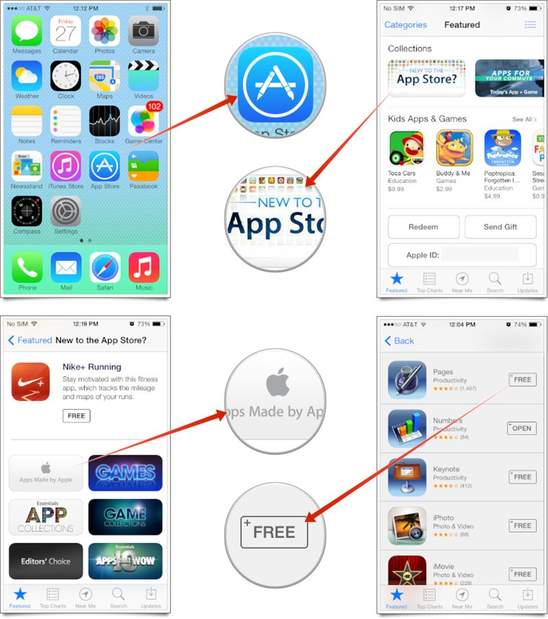 How to Run iPhone Apps on iPad (and Why You'd Want To ...