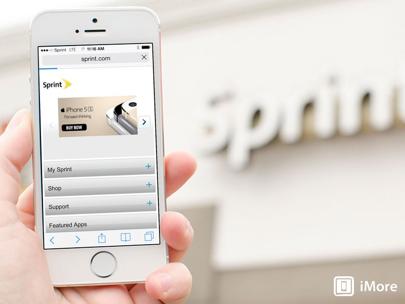 Sprint's upgrade plan is official: One Up lets you upgrade annually