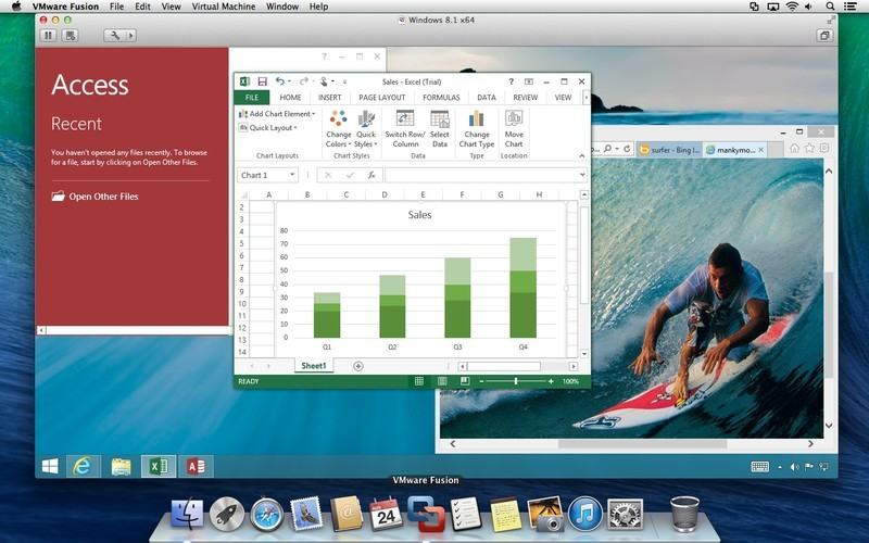 VMware Fusion 6 adds Mavericks, Windows 8.1 support, much more