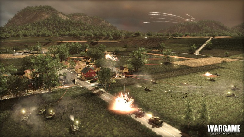 WarGame: AirLand Battle arrives on Mac
