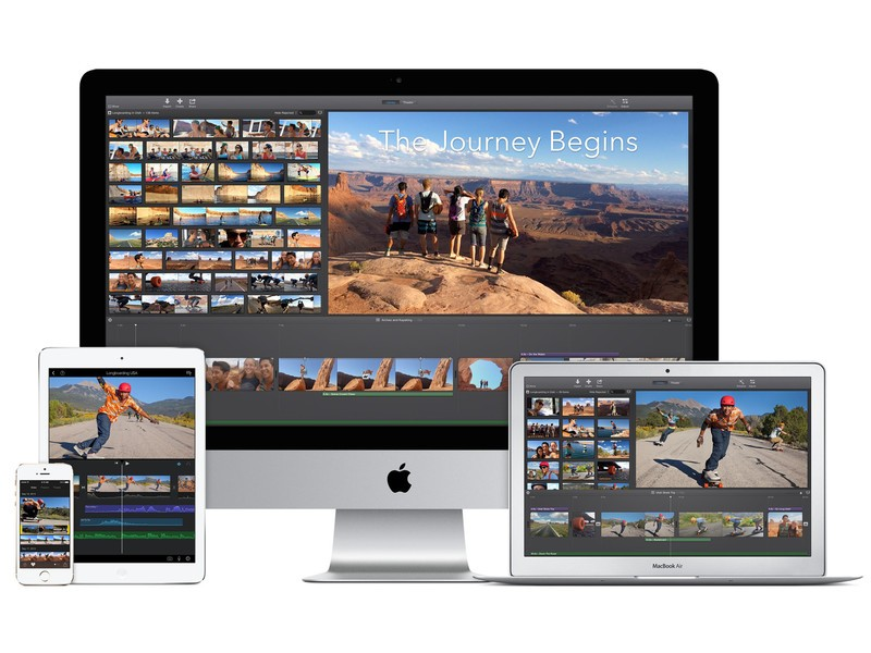 iMovie Theater channel appears on Apple TV