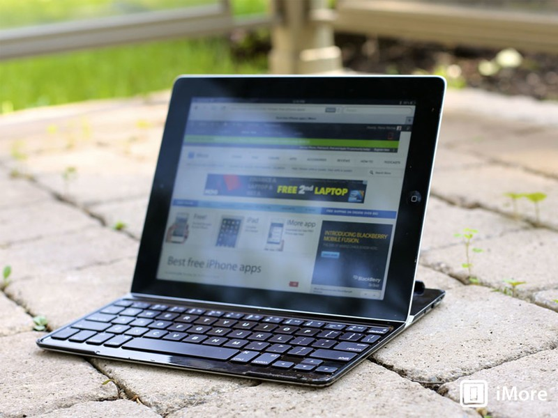 Apple rumored to have prototyped keyboard covers for iPad