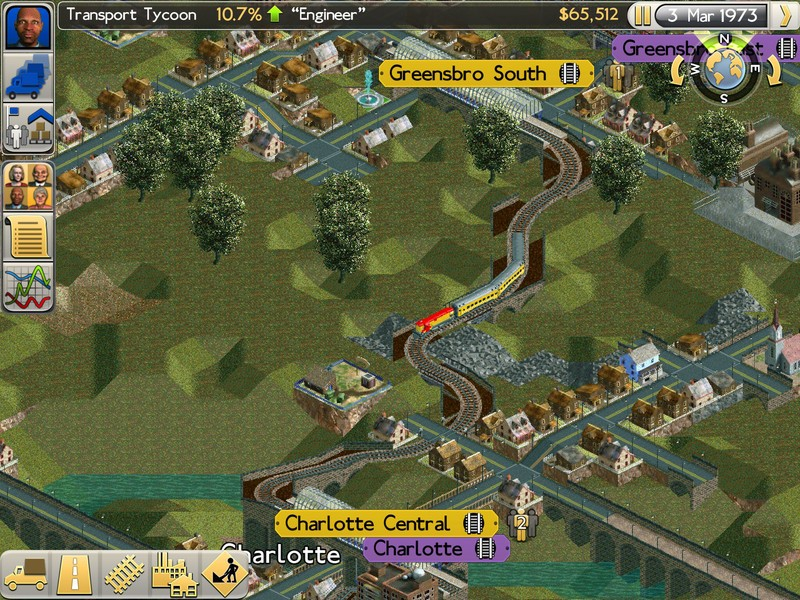 Transport Tycoon is now available for iOS